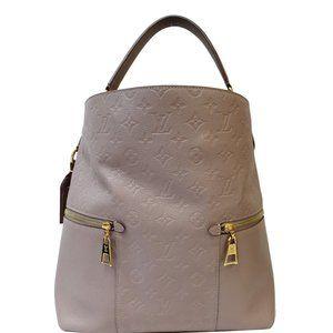 Louis Vuitton Melie Monogram Empreinte Handbag